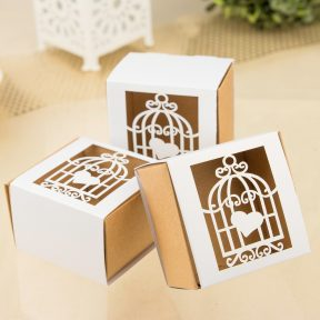 Birdcage Favour Box