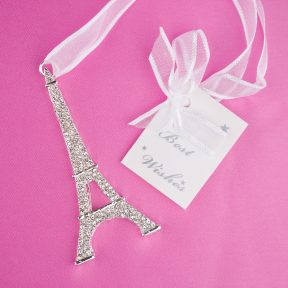 Paris Eiffel Tower Bridal Charm