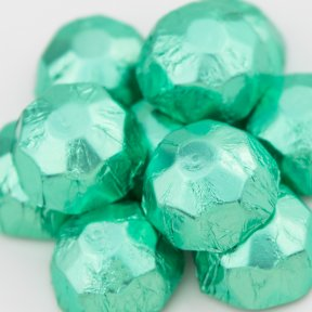 Ice Green Chocolate Diamonds