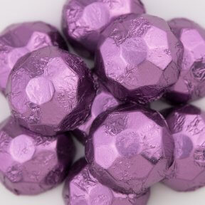 Lilac Chocolate Diamonds