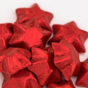 Red Chocolate Stars