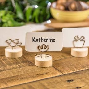 Contempo Place Card Holders