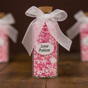 Love Potion Bottles