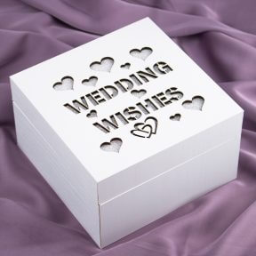Wedding Wish Box