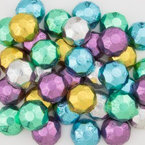 Five Mix Chocolate Diamonds