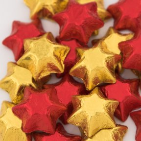 Cupid Mix Chocolate Stars