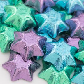 Gelati Mix Chocolate Stars