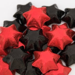 Passion Mix Chocolate Stars