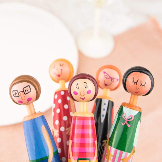 Lovely Ladies Pen Set