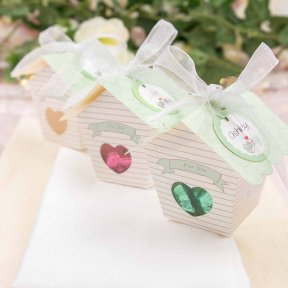Bird House Favour Box