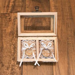 Wedding Ring Boxes