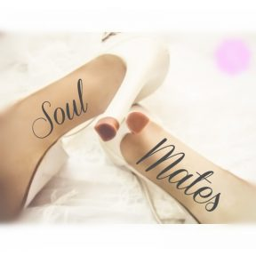Soul Mates Shoe Stickers