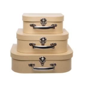 Kraft Suitcase Set