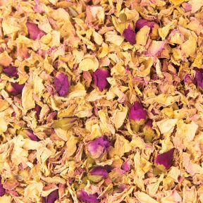 Flower Petals and Rose Buds (Bulk)