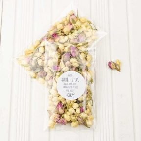 Baby Buds Confetti Bags