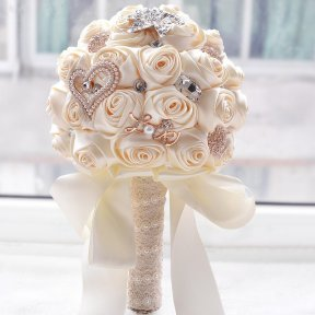 Love Evermore Wedding Bouquet