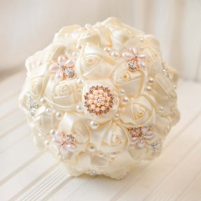 Beautiful Blossoms Wedding Bouquet
