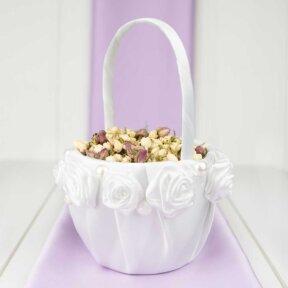 Princess Flower Girl Basket