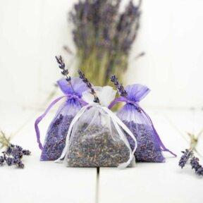 Lavender Confetti Bags (20)