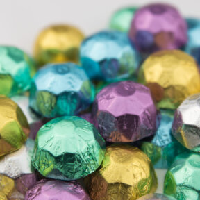 Bridal Shower Chocolate Diamonds