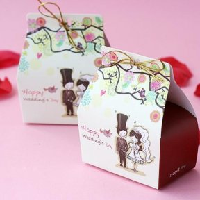 Love Tree Favour Box