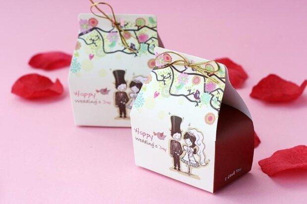 Love Tree Favour Box