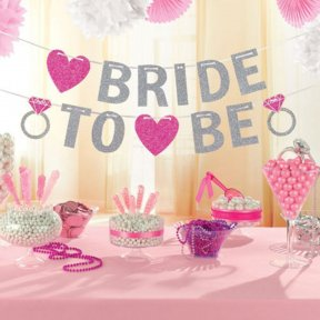 'Bride To Be' Party Banner