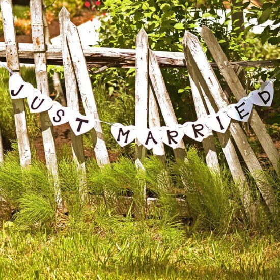 Clever wedding signs that say it all... Blog Wedding Inspiration