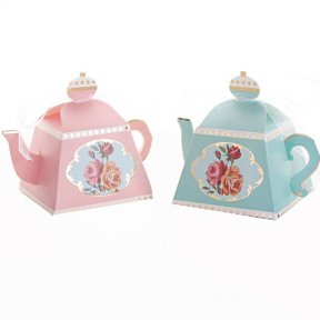 Darling Vintage Teapot Favours