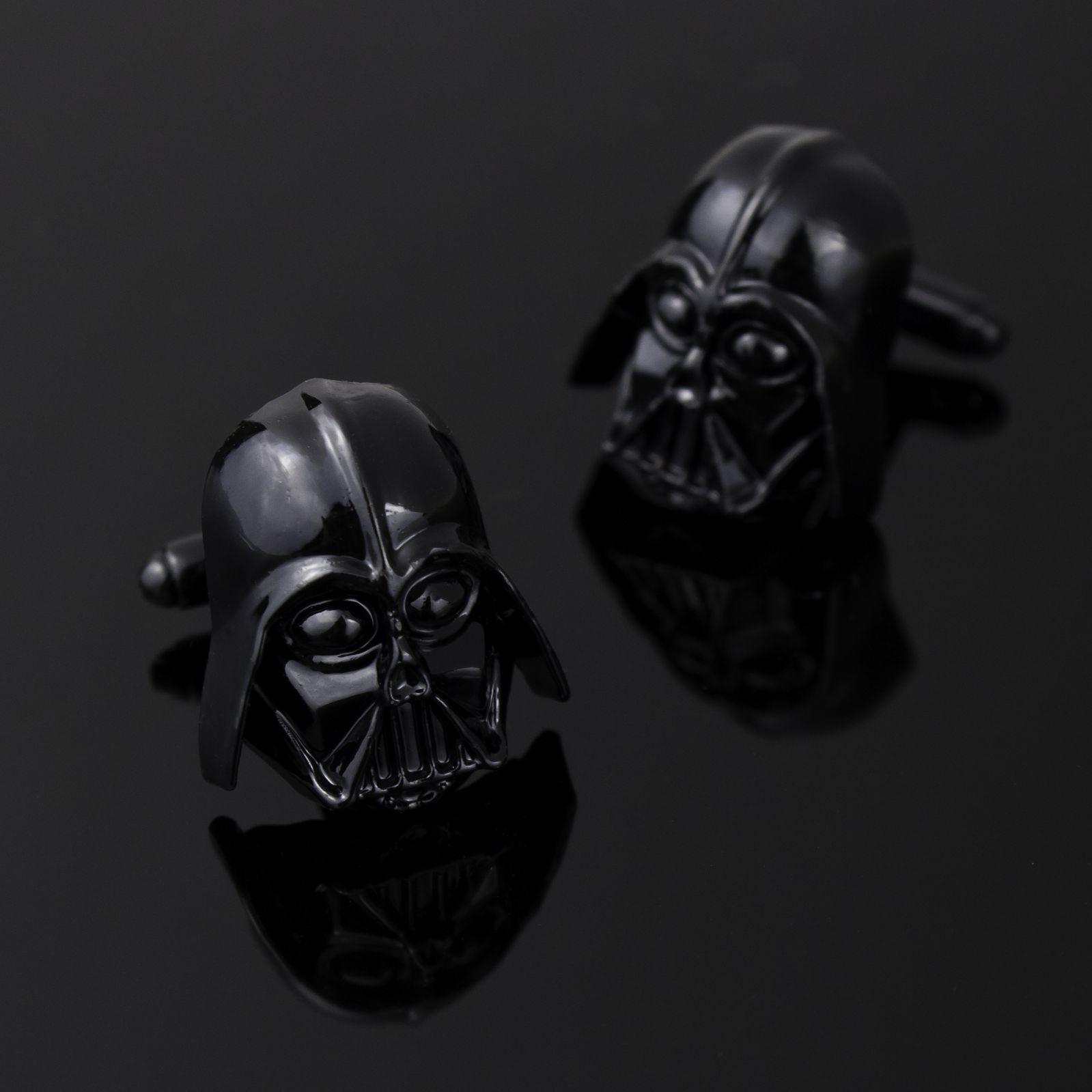 Wedding Cufflinks Darth Vader