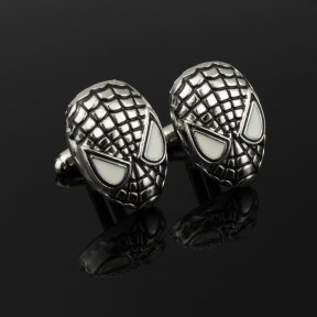 Wedding Cufflinks Spiderman