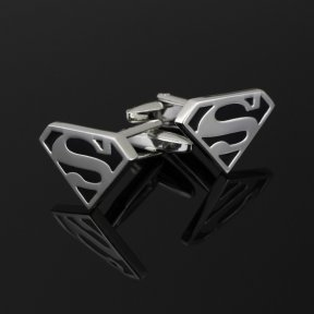 Wedding Cufflinks Superman