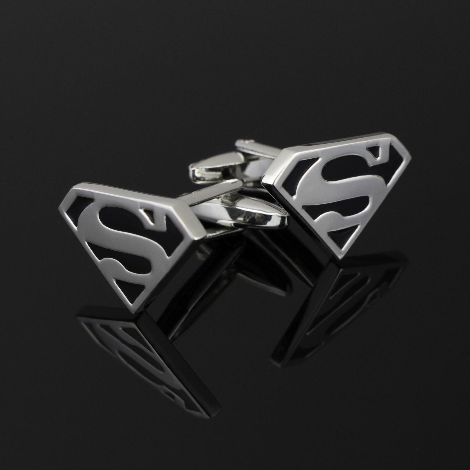 Wedding Cufflinks Superman